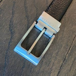 Ted Baker Double Sided Belt, Size 32